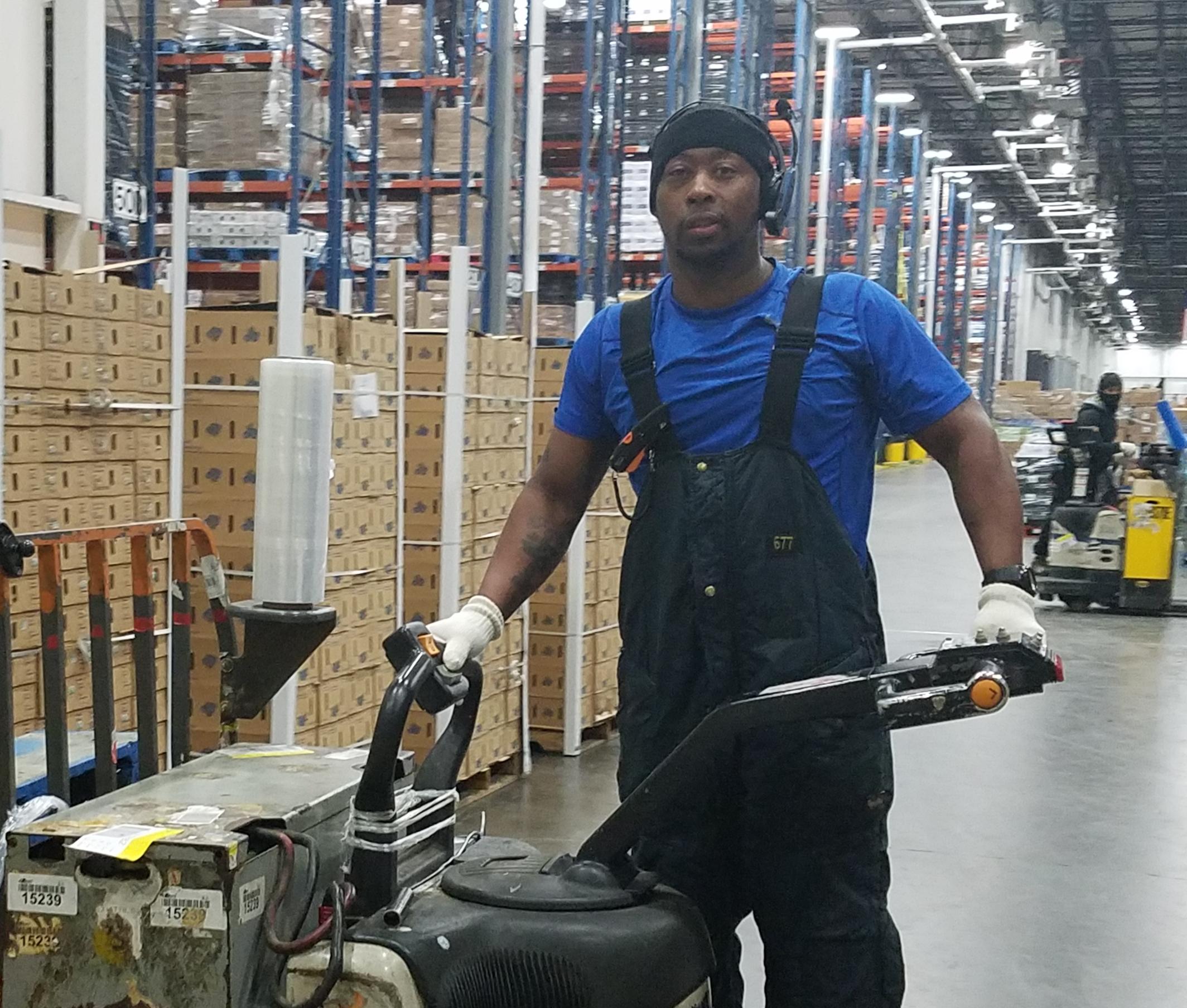 kroger dc employee - kroger great lakes distribution center jobs